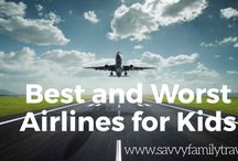Travel with kids / Travel destinations to go with the kids.