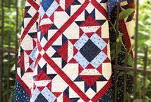 Amerikansk quilt
