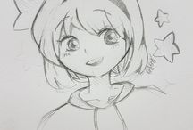 personal drawingss / my own personal drawings oke