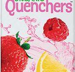 Apple and Eve Quenchers Vox Box / #quenchersadventures #purelyorganics
