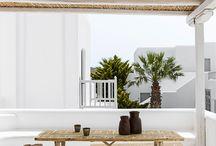 Inspiration Terraces / architecture inspiration photography art light