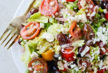 Salad Recipes / crave worthy salad recipes