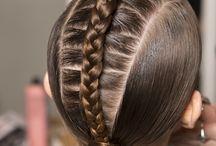 TIGI Trend board / Hair style trends