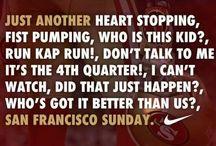 49ers / by Amanda Fried