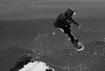 Snowboarding / by Do Obyn