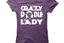 Poodle T-shirts / Nice poodle t-shirts