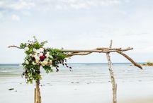 Final Wedding Board