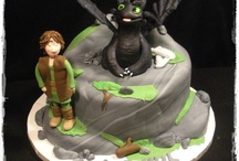 Toothless birthday party