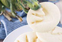 Luke's dinosaur day