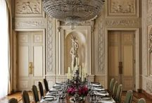 Beautiful Place Settings / Tables we would love to sit at