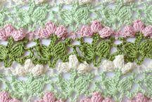 crochet graphs & patterns