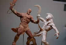 Sculptures & Models / by Renso Vargas