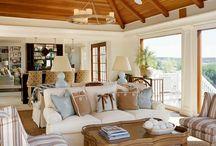 Design för strandhuset