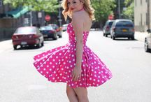 Vintage-Inspired Dresses