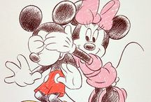 mickey&minnie