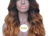Lace Wig Hair