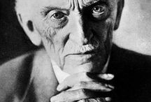 """Emil Nolde – summer 2012 / … """"Ja, Nolde var en mytegøgler og psykologist, en dæmonoman og samtidig en maler af den mest blide og ømme gestus; hans kunst tager sigte på det typiske og er fuld af sanselighed."""" Walter Jens (1967)  http://www.nolde-stiftung.de/"""