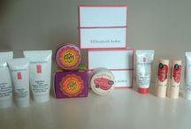 Tratamiento facial / Productos cosméticos de tratamiento facial.