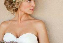 bruidsmake-up/haar