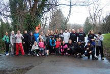 Armley Park 161 Killer Stairs training / Lots of fun (and sore legs) at Armley Park 161 Killer Stairs. Thank you Antony Newby :-)