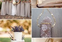 Nude Colour Scheme / Nude colours really can add a timeless feel to a wedding.