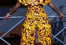 Estampados Africanos