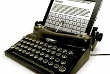 iPad typewriter