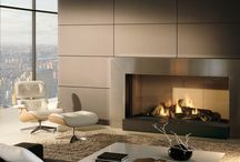 gas fireplace / beautiful gas fireplaces