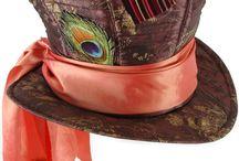 костюм шляпника