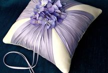 really like this ring pillow