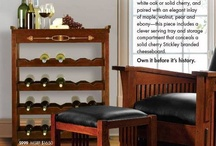Stickley / We are one of the only Stickley dealers in our area. You can purchase products right off of our showroom floor or order a custom piece through our store.