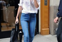 Styling | White Shirt + Blue Jeans / All about styling the white shirt with jeans