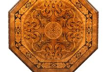 marquetry furniture