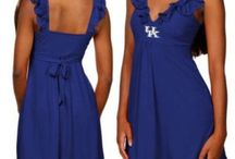 Kentucky Wildcats / Find some of the cutest Kentucky gameday dresses, gameday jewelry, and gameday accessories to look gorgeous on gameday! Cheer on your Kentucky Wildcats in style.