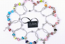 cutey Charm Bracelets / Bracelets from the jewellery brand cutey. / by cutey