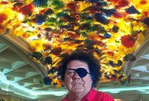 Dale Chihuly Blown Art Glass