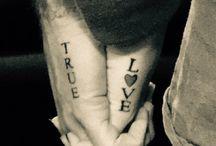 Páros tetoválások