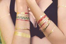 Tatouages éphémères / Collection de tatouages éphémère et bijoux de peau