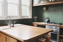 Home - Kitchen / by Queenie Ho