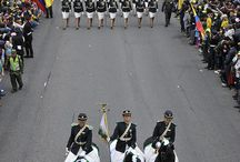 Conmemoración 204 años de independencia
