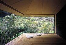 Hillside Garden House Ideas