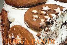 ricetta torta pan di stelle / ricetta torta pan di stelle
