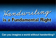 Handwriting Technology / Technology that contributes to the development of handwriting skill.