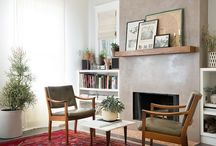 Fireplace / by Marianne Ford