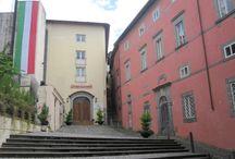 Barga / Barga bevindt zich in de regio Lucca en is één van de mooiste pittoreske dorpen van Toscane.