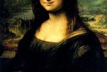 Arte- Leonardo da Vinci / Pintor