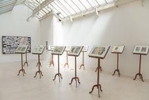 Exposition Emilio Isgrò 21 avril-17 juin 2017