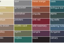 Wedding Color Scheme/Style / by Sarah Chappell