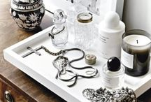 Home: Makeup table