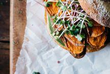 Vegetarian Fall Recipes / Vegetarian recipes that focus on using in-season, fall produce.